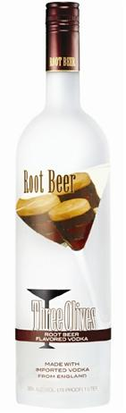 Three Olives Vodka Root Beer